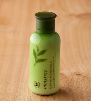 Innisfree Green tea Balancing EX lotion - Λοσιόν με Πράσινο Τσάι - neneboo