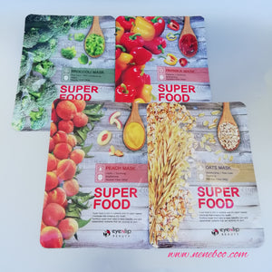 Eyenlip Super Food Sheet Masks ( 4 types )