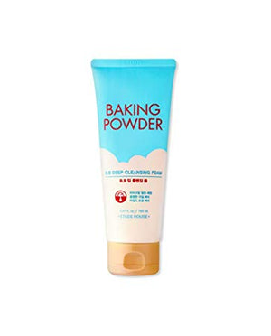 Etude House Baking Powder BB Deep Pore Cleansing Foam - Καθαριστικός Αφρός με Baking Powder - neneboo