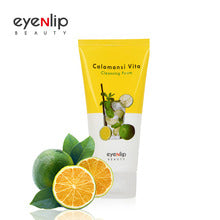 Load image into Gallery viewer, EYENLIP Calamansi Vita Cleansing Foam - Καθαριστικός Αφρός με Καλαμάνσι - nene-boo