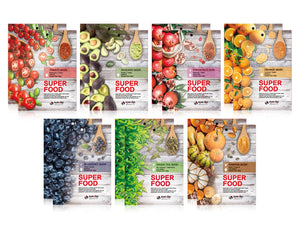 Eyenlip Super Food Sheet Masks