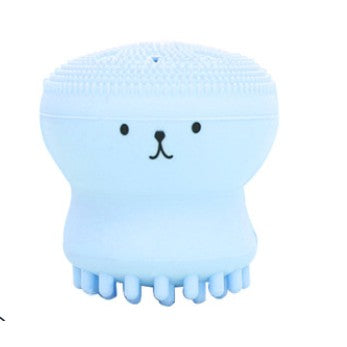 Facial Cleaning brush Octapus - neneboo