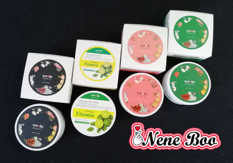 EYENLIP Hydrogel Eye Patches (4 types) - Επιθέματα Ματιών - nene-boo