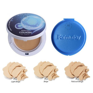 FARM STAY Collagen UV Pact SPF50+ PA+++