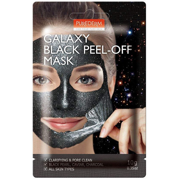 PUREDERM Galaxy Peel-Off Masks - Μάσκες Προσώπου - neneboo