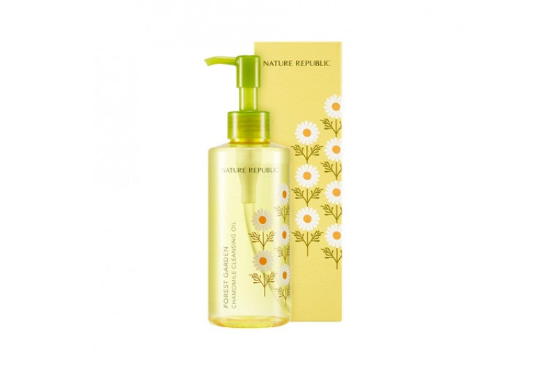NATURE REPUBLIC Forest Garden Chamomile Cleansing Oil - Λάδι καθαρισμού με χαμομήλι