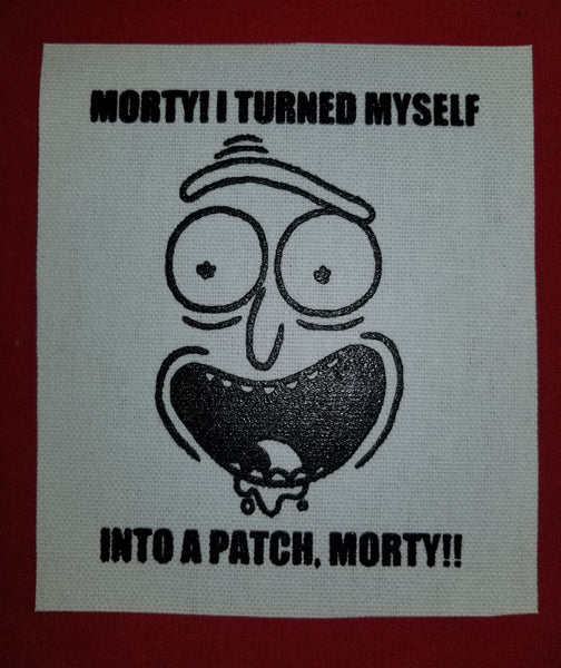 I'm Patch Rick!