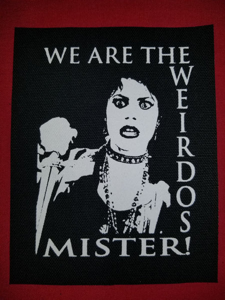 We Are The Weirdos Mister