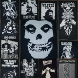 -BACK PATCHES-