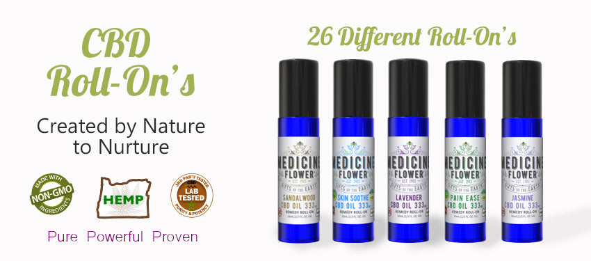 CBD Remedy Roll-On