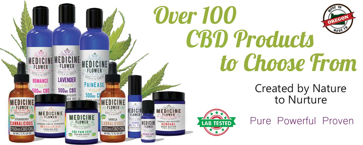 Medidine Flower CBD Products