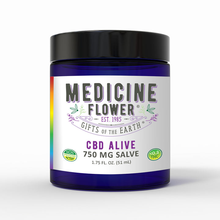 CBD Alive Topical Salve