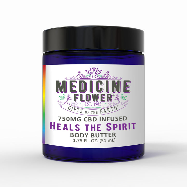 CBD Infused Body Butter
