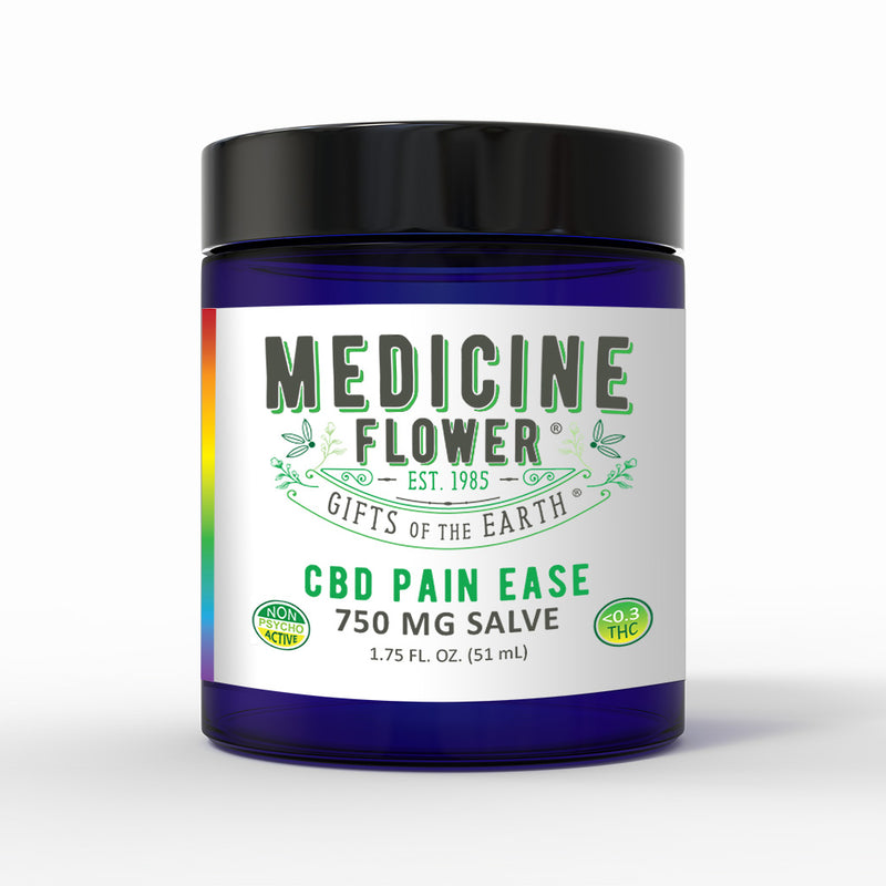 CBD Pain Ease Topical Salve