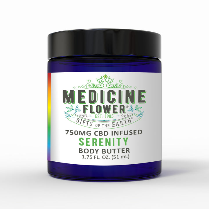 CBD Serenity Topical Body Butter