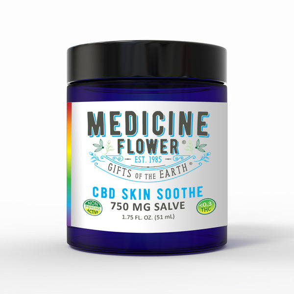 CBD Skin Soothe Topical Salve