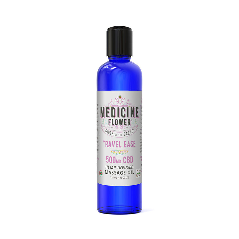 CBD Travel Relief Massage Oil