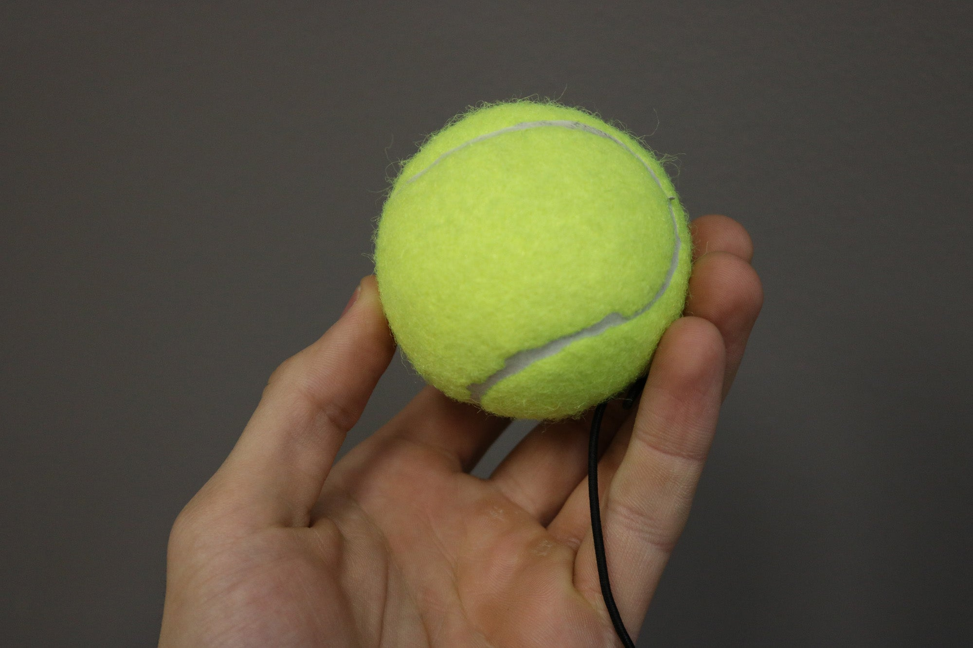 Replacement Tennis Ball and String