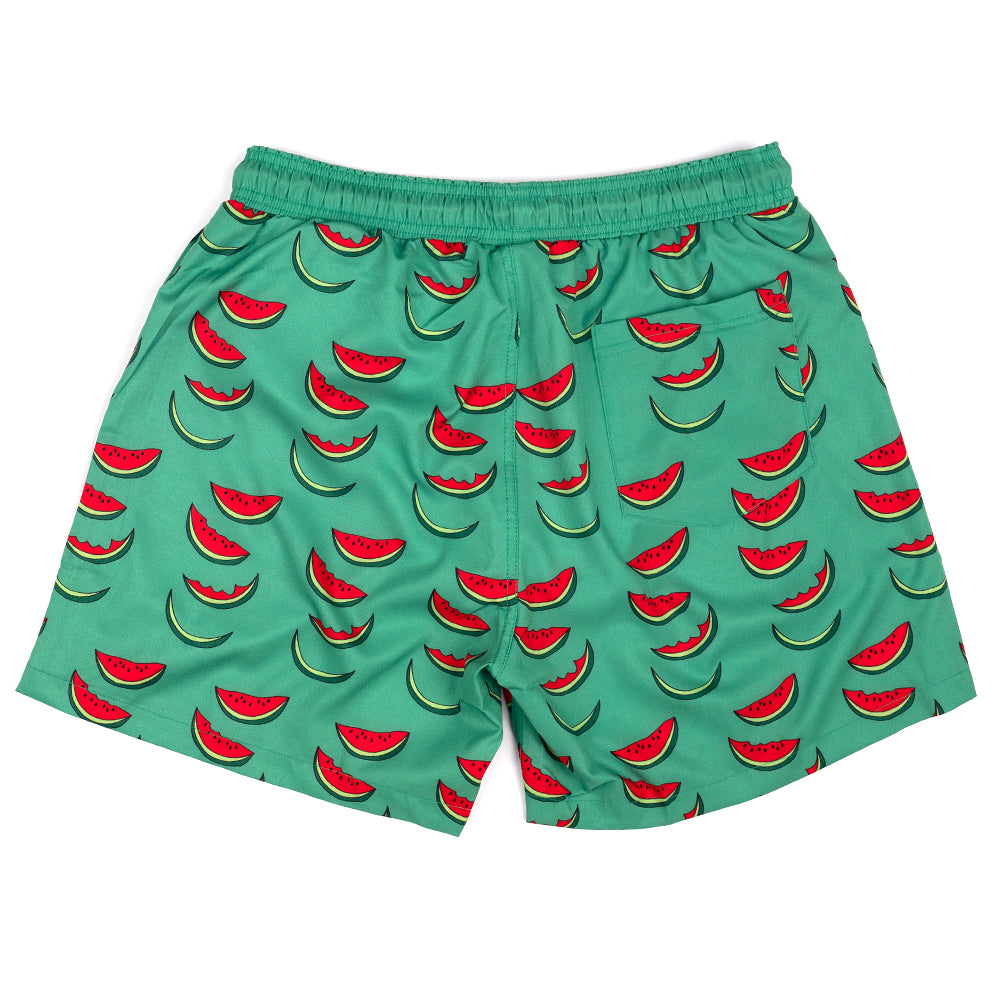 MELON FELON SWIM TRUNKS