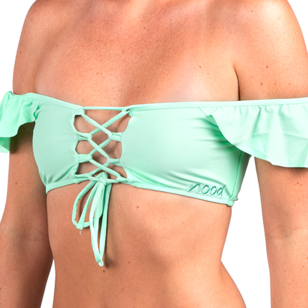 PLAIN JANE (MINT) TOP