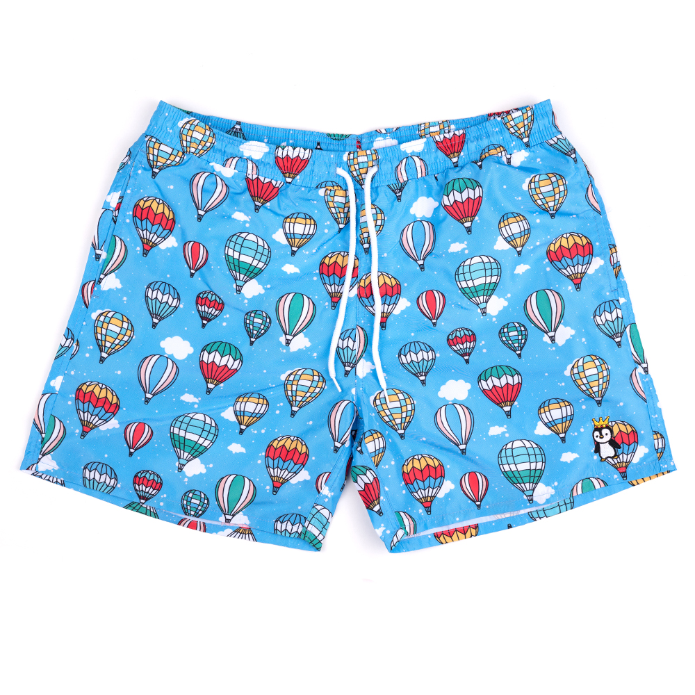 AIR HEAD SWIM TRUNKS