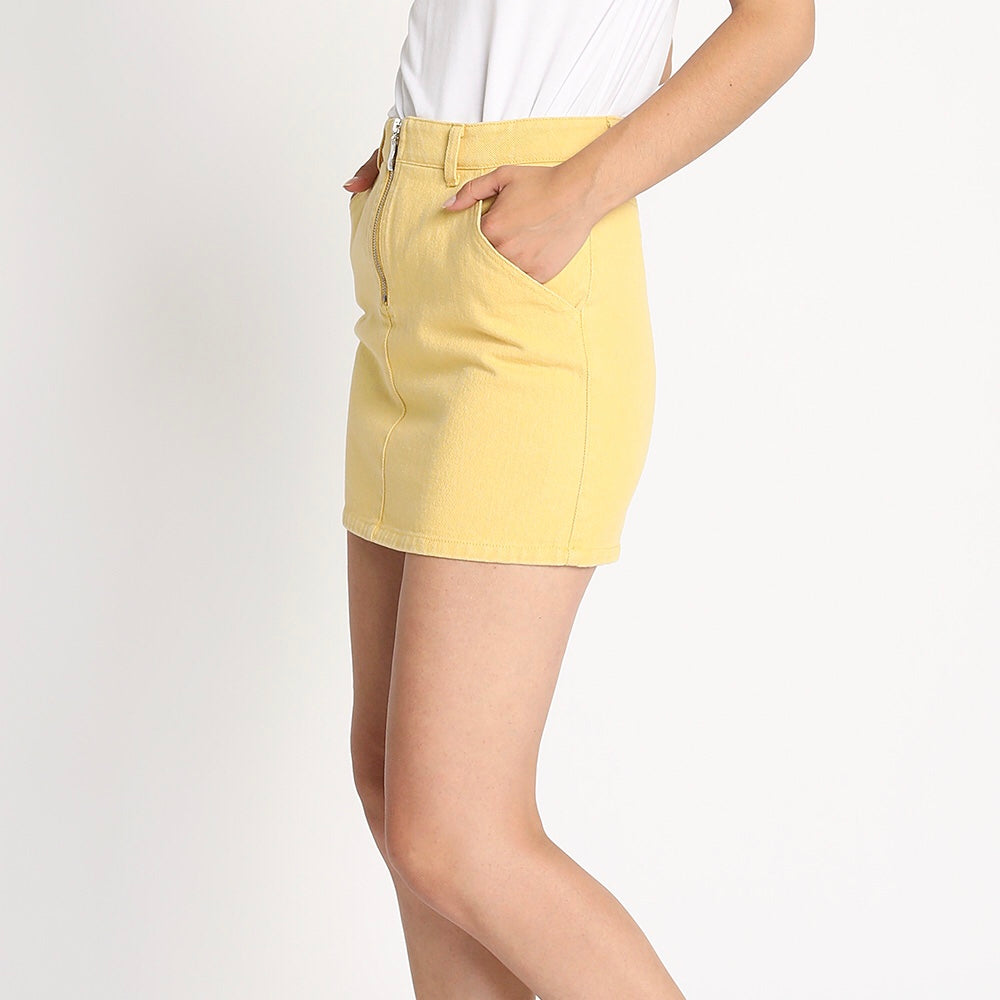 Tulip Mini Skirt - SOИDER BOUTIQUE