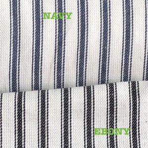Striped Ticking Fabric