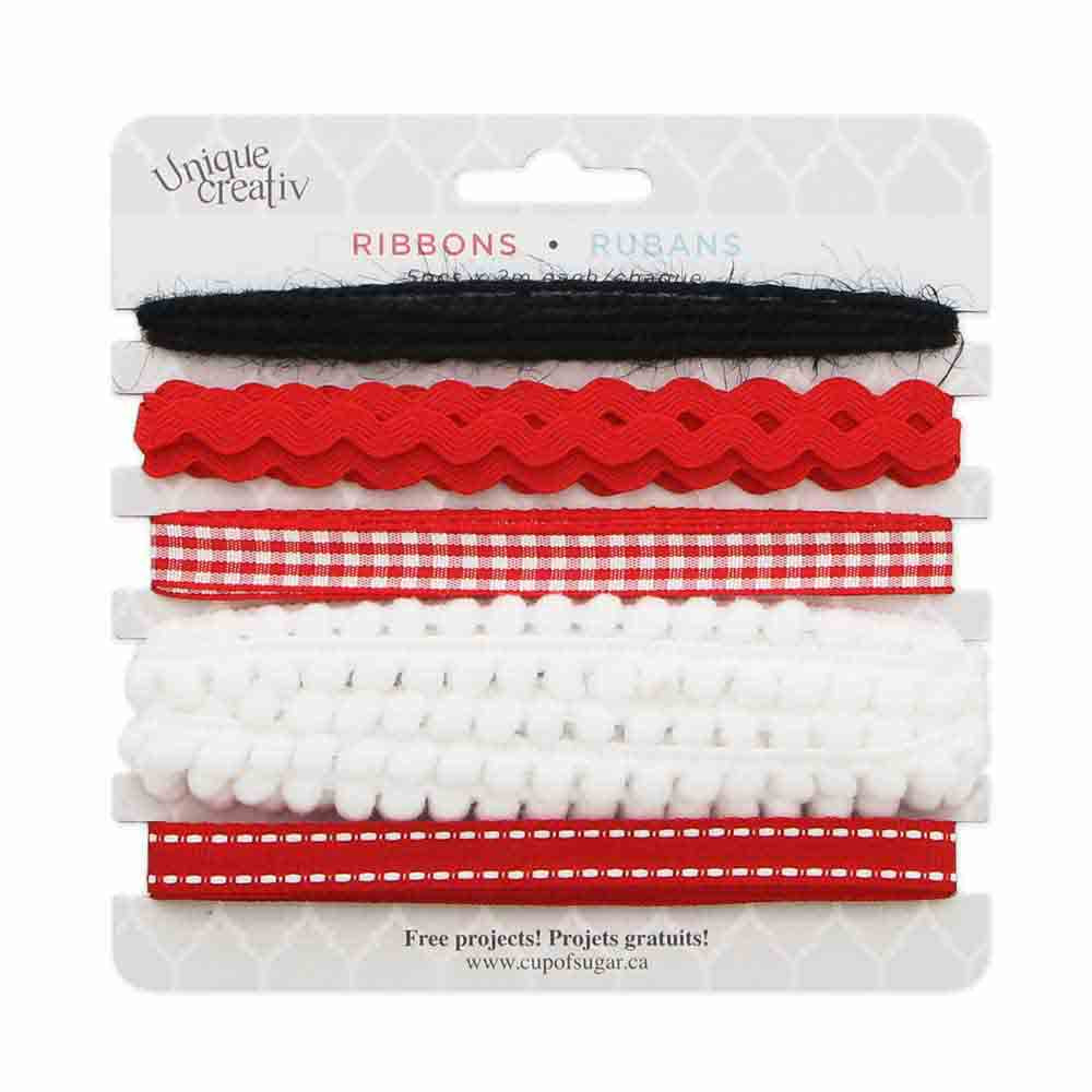 Assorted Trim Pack - RED