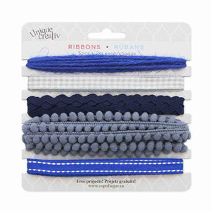 Assorted Trim Pack - NAVY