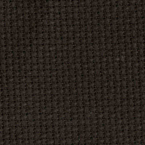 "Aida Cloth BLACK - 15 x 18"" 14ct DMC"