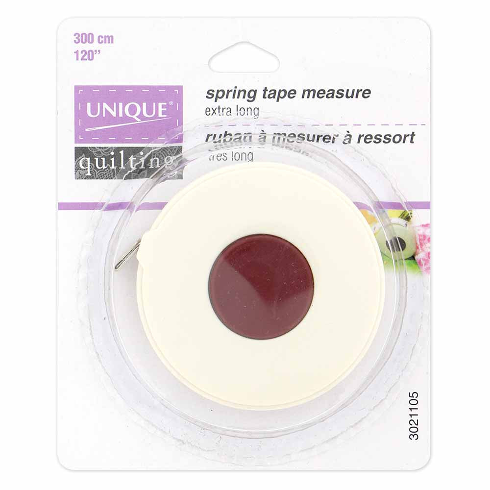Spring Tape Measure - extra long