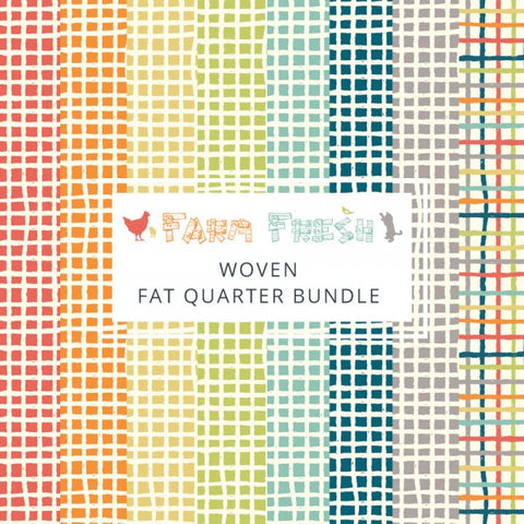 fat quarter bundle Birch Organic fabric