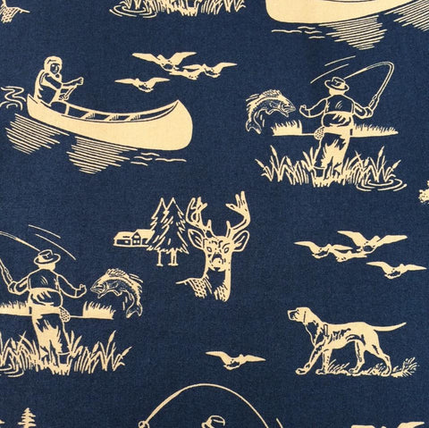 camping fabric