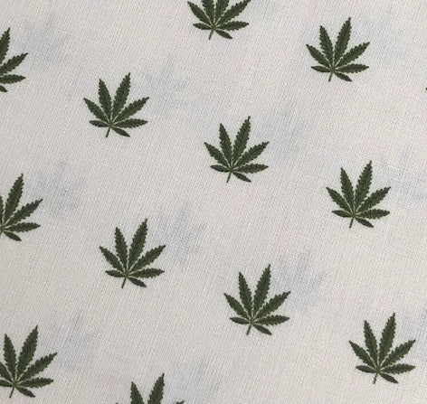 COTTON - Mary Jane Prints - Natural