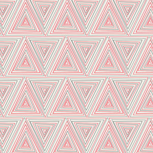 COTTON - Art Gallery Fabrics - Minimalista - Prisma Watermelon (1/2 yard)