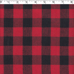 Buffalo check plaid