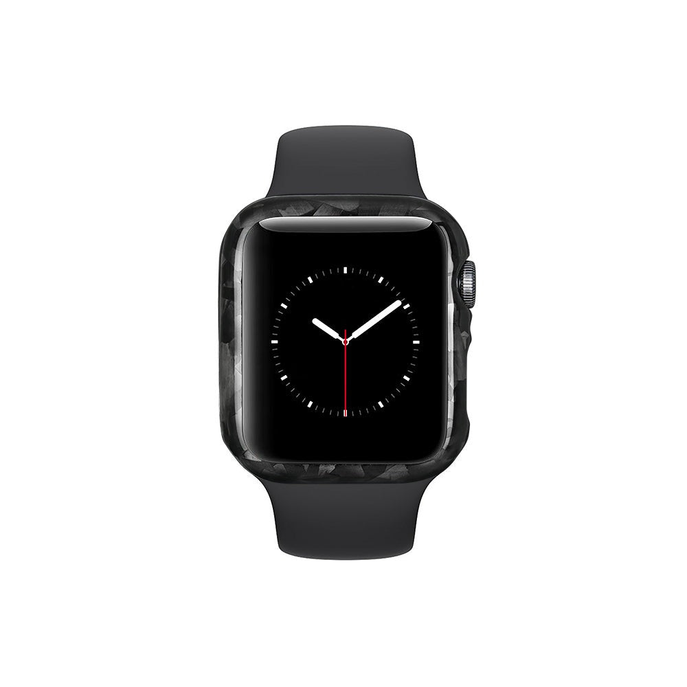 Apple Watch 44mm Forged Carbon Fibre Case