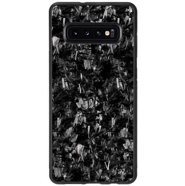Samsung Galaxy S10 Plus Forged Carbon Fibre Bumper Case - DOUDY LTD