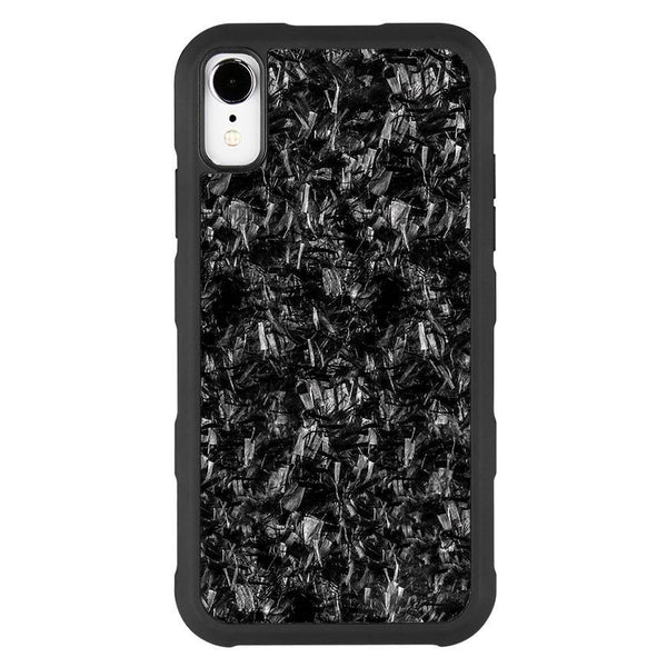 iPhone XR Forged Carbon Fibre Shockproof Case - DOUDY LTD