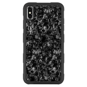 iPhone XS Max Forged Carbon Fibre Shockproof Case - DOUDY LTD