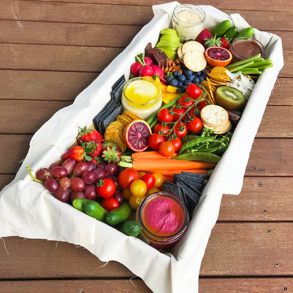 The Happy Soul VEGAN Platter - Large