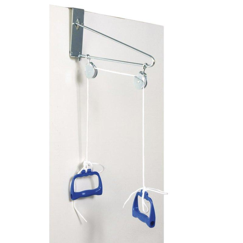 Overdoor Exercise Pulley Set