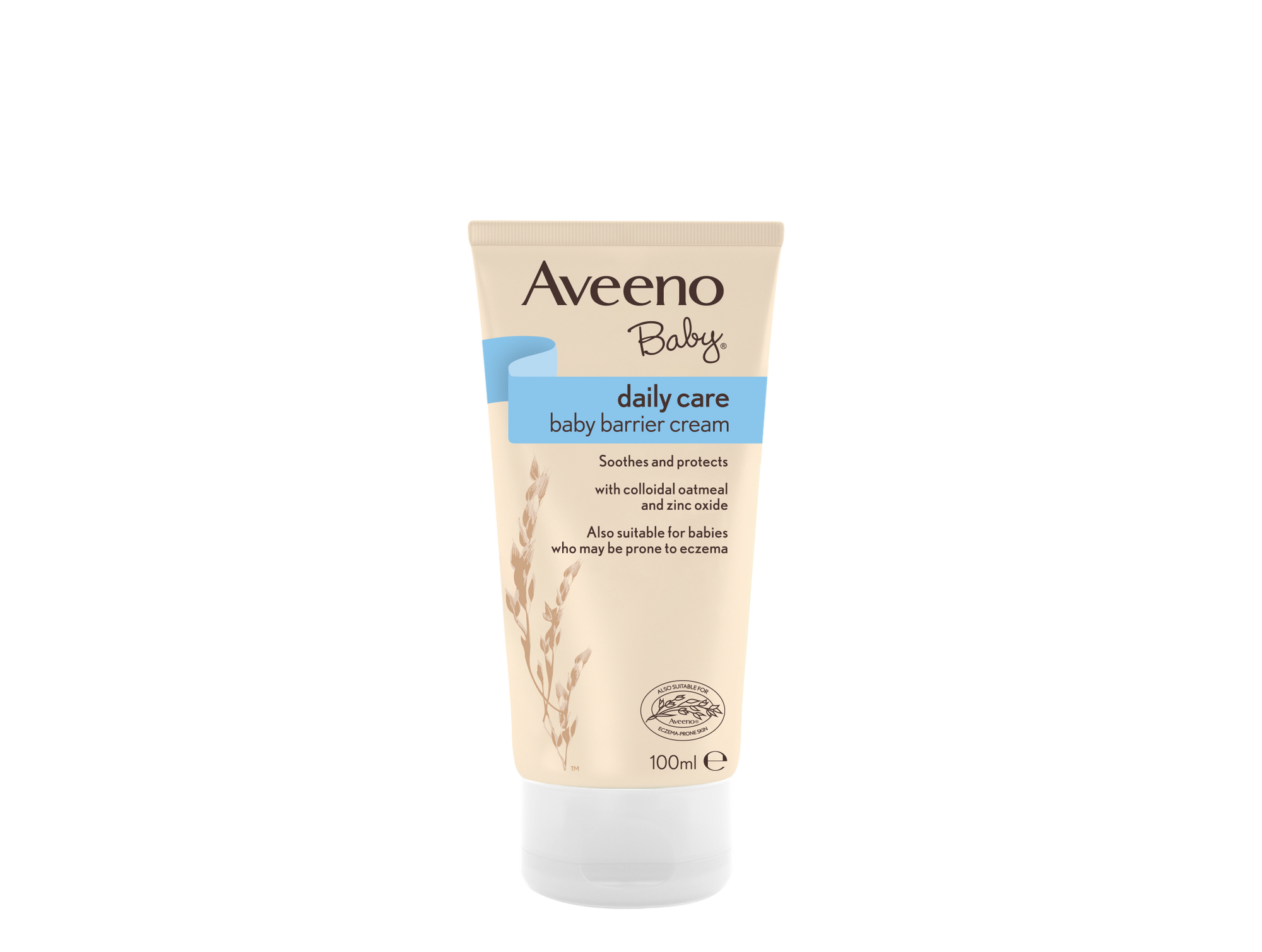 Aveeno Barrier Baby Cream 100ml