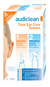 Audiclean Total Ear Care System (TECS) 12ml + 60ml