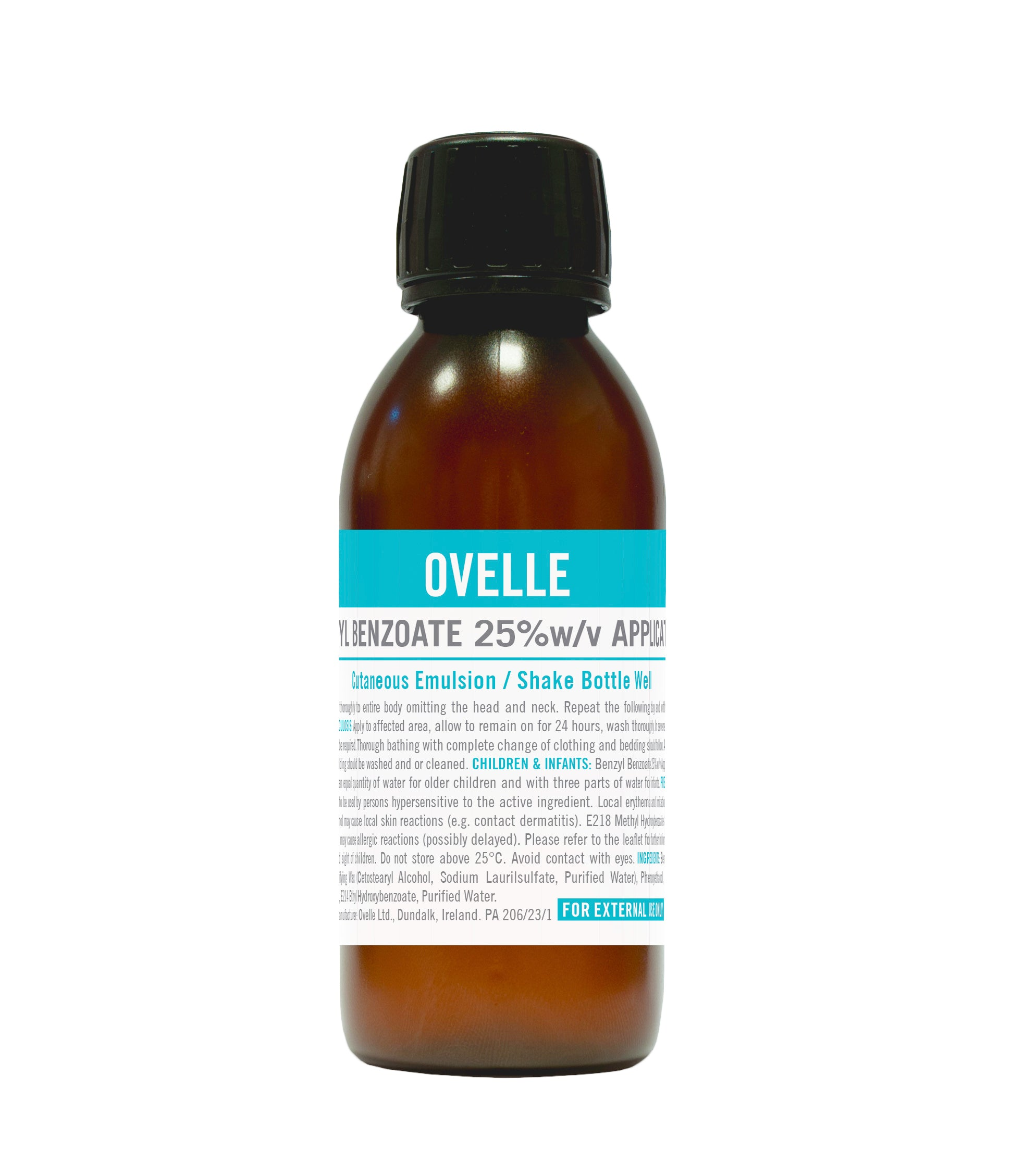 Ovelle Benzyl Benzoate 150ml