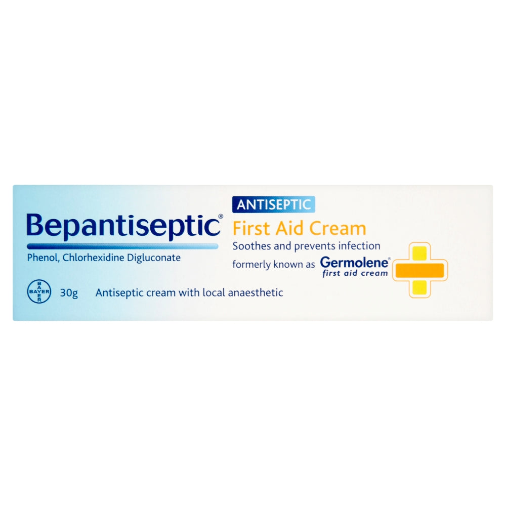 Bepantiseptic First Aid Cream