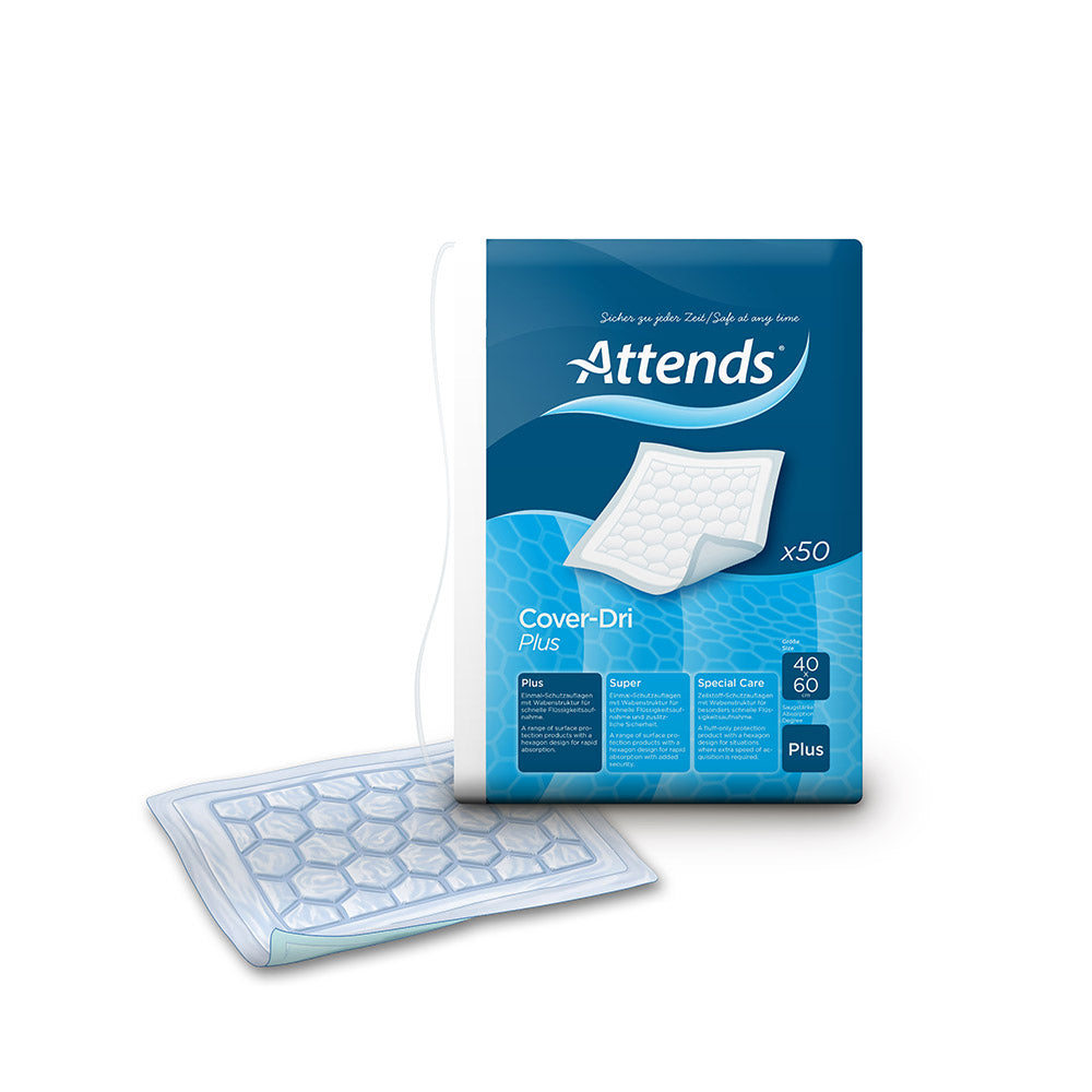 Attends Cover Dri Underpad for Light to Moderate Incontinence