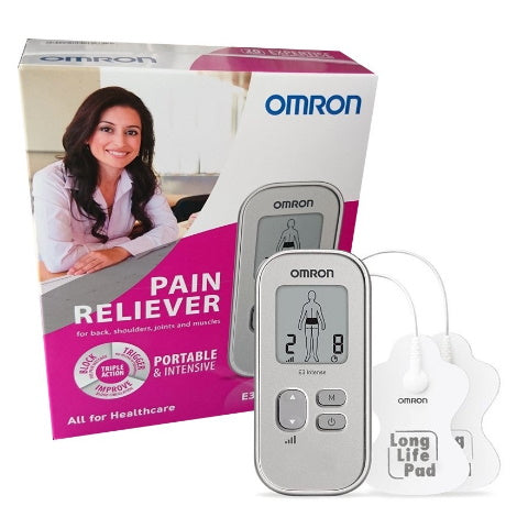 Omron Pain Reliever E3 Intense Brand New, Free Delivery
