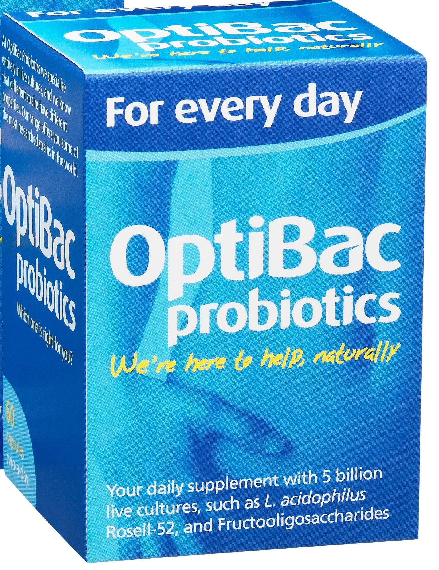 OptiBac Probiotics For Every Day Capsules
