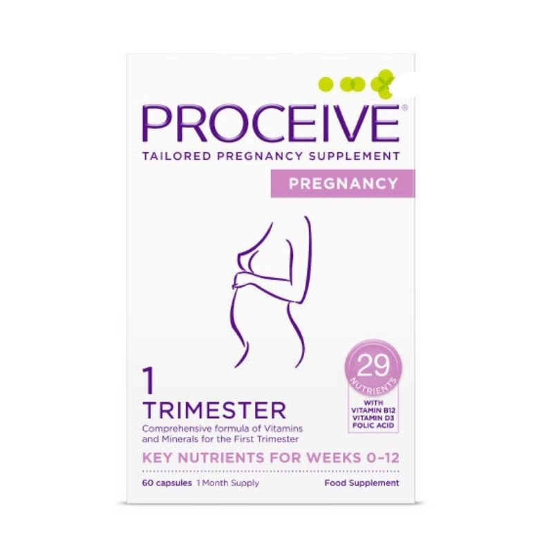 Proceive Pregnancy Trimester 1